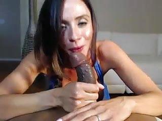 Ariella Ferrera with black cock