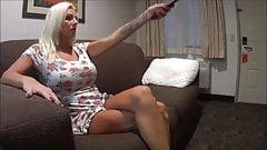 VORE - Blonde Secretary Tricked into Being Eaten