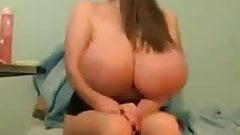 Nice girl webcam session - Bigger