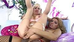 Shemale Jessy Dubai fucking hard girl's ass