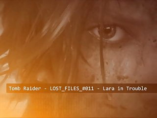Boot camps for troubled adults - Lara croft in trouble