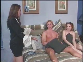 Babysitters Boyfriend Strikes It Lucky !