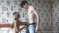 Fudendo gostoso com a namorada