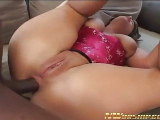 Teen With Big Tits Interracial Threesome Anal Big Cocks