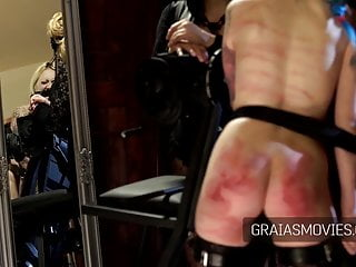 New slave trained on the rack
