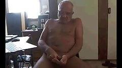 tanned grandpa