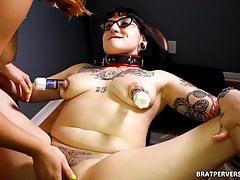 Pussy Tease Lesbian BDSM BRAT PERVERSIONS