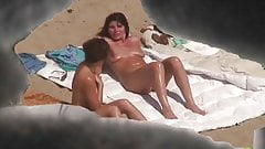 Naturists-me Real Couples In The Beach