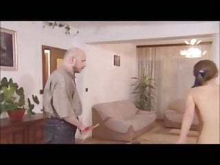 Czech Punishment At Home