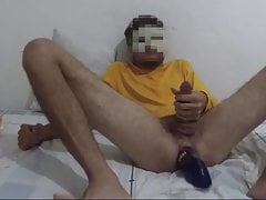 INTENSE FULL BODY ANAL ORGASM BY ASSS SQUIRT