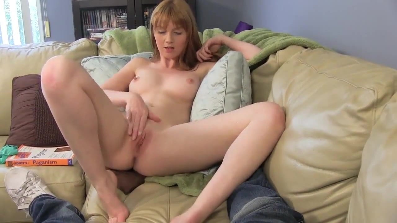 Mom Showing Son Her Pussy