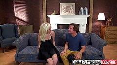 DigitalPlayground - Chloe Foster Tyler Nixon - Casting Couch