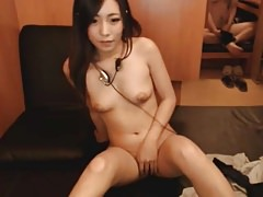Japanese Sister Caught on Cam