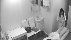Russian Beaty Salon 03 - Pussy Depilation Spycam's Thumb