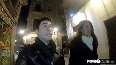 Kim e Paulo a Barcellona 2019 Scopata privata FRAMELEAKS