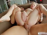 All Internal Lola Taylor loaded with anal creampie