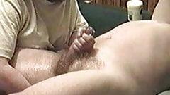 massage on cock