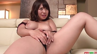 Wakaba Onoue tries young penis in her gorgeous pussy