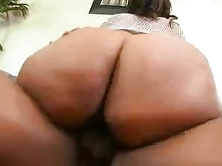 Gorgeous black bbw gets her big butt fucked by bbc (Sid69)