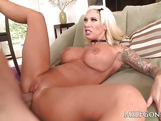 MILFGonzo Big titty Lolly Ink takes on a big dick