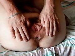 my princess licking ass
