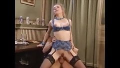 Retro Office Fuck