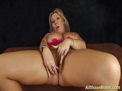 my big boob horny mom alone at home
