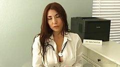 Physical female exam embarrassing