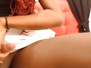 Preview 5 of Ebony TGirl nice cock