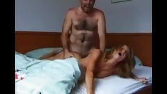 Innocent Teen Gets Hard and Brutal Fucked By Older Stranger