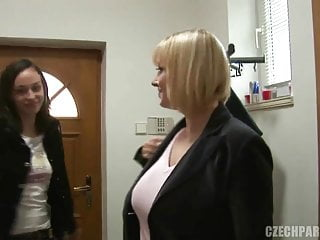 Nibble big tits - Czech big tits party