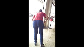 rabuda de jeans apertado (big ass in jeans tight) T46