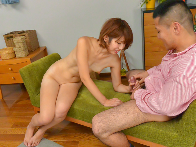 Beautiful Seira Matsuoka swallows after – Extra at Slurpjp.com