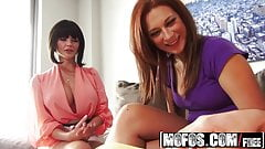 Joslyn James Sasha Summers - Private Lessons from a Porn
