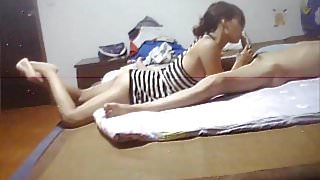 Asian unsecured webcam hacked 47