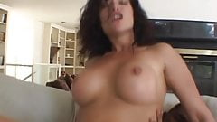 Big tits chick gets her ass stretched by big cock