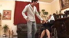 Wheelchair after a hard fuck