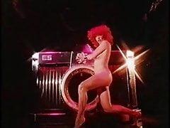 ROLLERGIRL - vintage seventies hairy tease music video