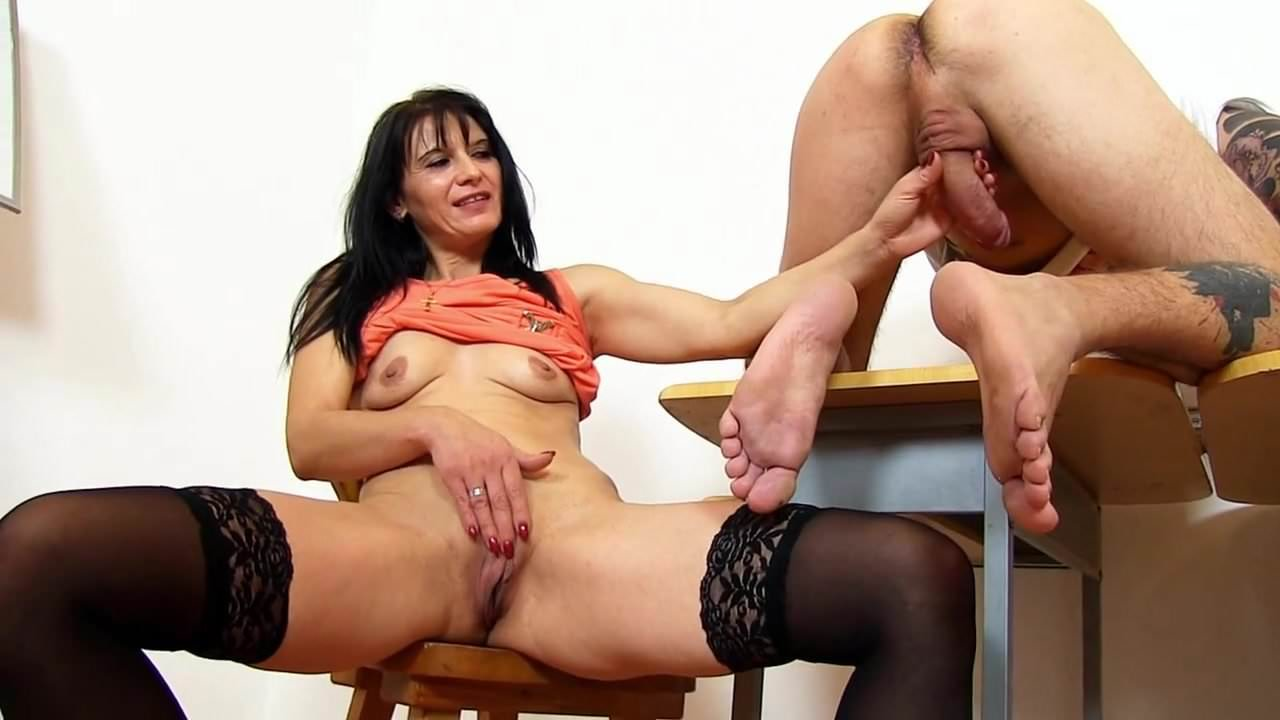 Naughty america milf fucks friend