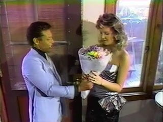 Megan Leigh and Billy Dee
