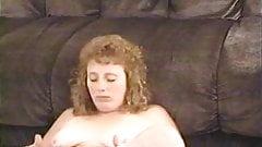 Older Vid. Wife gets a load