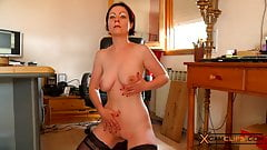 Marion Moon Webcam - Plays with Tits on Camera