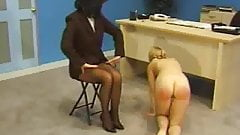 Prepared, shaved, spanked and fingered