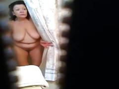 Shower Time For Meaty Mature