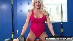 RealityKings - Big Tits Boss - Gina West Jmac Big Tits Boss