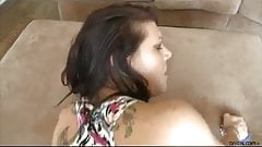 Hardcore mom gets ass fucked
