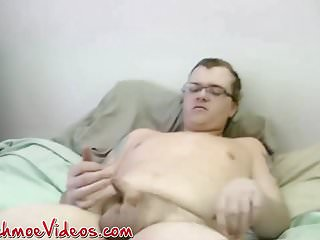 Preview 3 of Old black dude Joe swallows Derbys hairy uncut prick