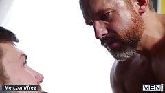 Men.com - Diego Sans and Jacob Peterson - Spies Part 2 - Dri