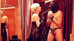 Госпожа Xsenija, новая рабыня №. 9 (введение)