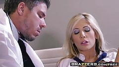 Doctors Adventure - Tasha Reign Mick Blue - Sacred Holes
